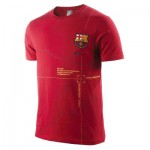 NIKE FCB SS GRAPHIC TEE2 347285 655