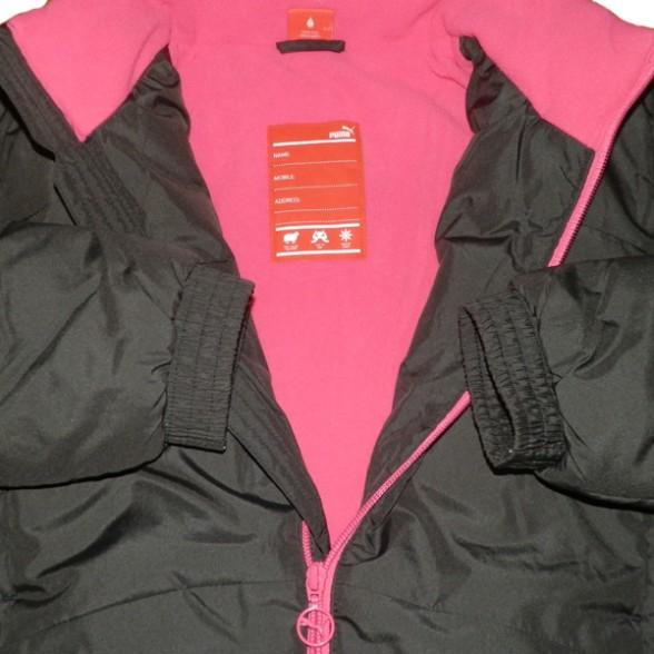 e741ff6ef Юношеско яке Puma Padded Jacket 822004 01 - Cornersport.eu