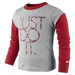 Детска блуза с дълъг ръкав Jdi Top 426057 063