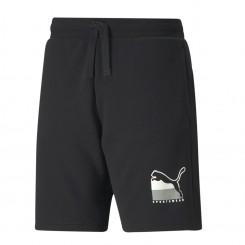 Къси мъжки панталони Puma Athletics 581354 01