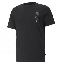 Мъжка тениска Puma Placement Tee 587769 01