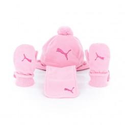 Зимен детски комплект Puma Minicats Fleece Set 842942 01