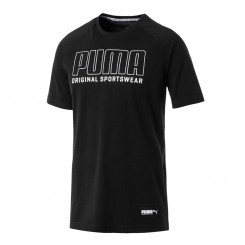 Мъжка тениска Puma Athletics Tee Big Logo 855134 01