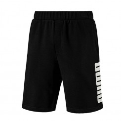 Мъжки къси панталони Puma Rebel Sweat Shorts 850088 01