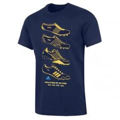 Мъжка тениска Adidas FTW HISTORY AY7206