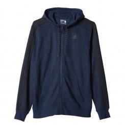 Мъжки суичър Adidas Ess 3S Aop Hood AY5433