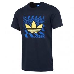 Мъжка тениска Adidas Contrast AZ1037