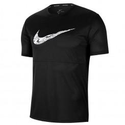 Мъжка тениска Nike Breathe Run DA0210 010