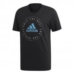 Мъжка тениска Adidas Emblem DV3099
