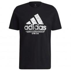 Мъжка тениска Adidas M Rec GL3707