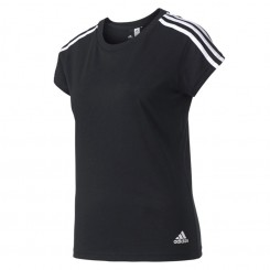 Дамска тениска Adidas Ess 3S Slim S97183