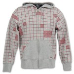 NIKE GRID FT FZ HOODY 425988 063