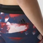 Дамски клин за тренировка Adidas FLOWER TIGHT AY3149