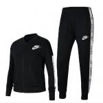 Детски екип за момиче Nike Tricot Suit CU8374 010