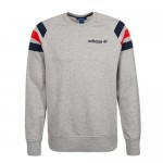 ADIDAS FITTED  CREW S89922